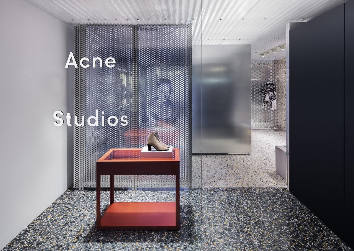 acne studios. Black Bedroom Furniture Sets. Home Design Ideas